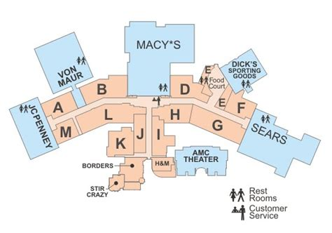 layout of square one mall why the greenwood park mall gets it right part ii design