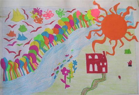 ejemplos de collage para ninos el blog de la profe la mirada de los ni 241 os