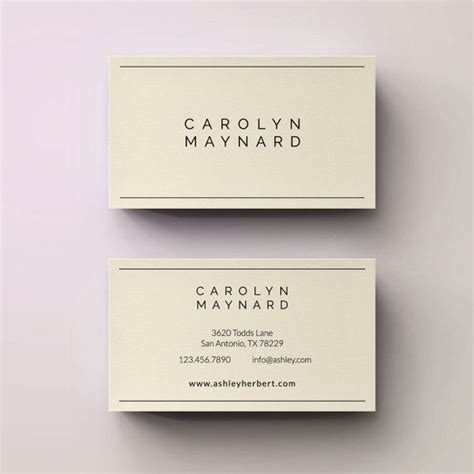 Small Place Card Template Designs by 17 Best Business Card Templates Images On