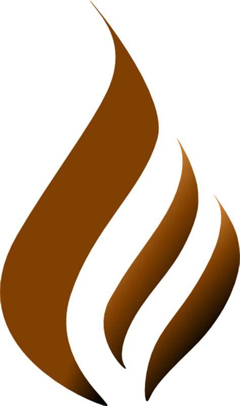 l flame clipart maron flame logo clip art at clker vector clip art