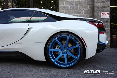 bmw i8 tire size bmw i8 with 22in savini bm10 wheels exclusively from