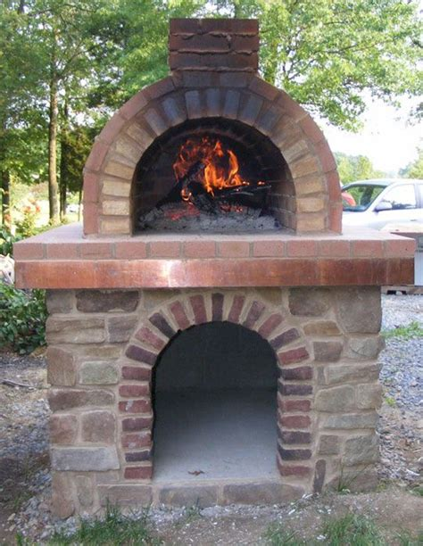 Outdoor Wood Fired Pizza Oven For Sale