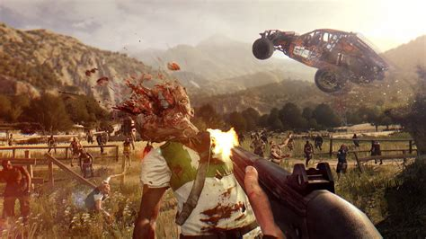 Dying In The Light by Drive All Kinds Of Buggies With Dying Light S Dev