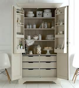 Yellow Storage Jars Kitchen - grande larder cupboard