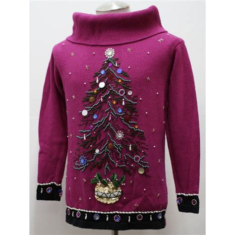 design sweater terribly tacky gallery b p design ugly christmas sweater
