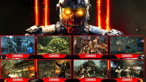 zombies maps call of duty black ops 3 chronicles officially