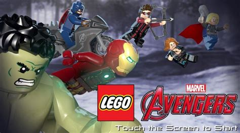 Kaset Ps 4 Lego Marvel Avangers lego marvel s available today for ps vita ps3