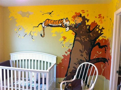 calvin and hobbes room calvin and hobbes theme haha i don t really want this but knew someone else would appreciate it