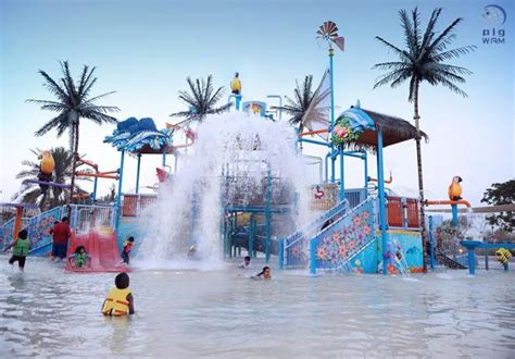 sharjah summer caign showcases water construction of second phase of expansion at al montazah