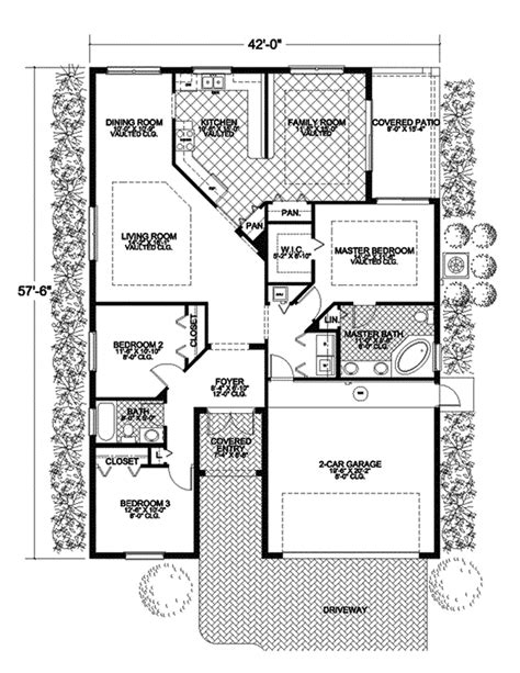 santa fe house plans santa fe ranch home plan 106d 0013 house plans and more