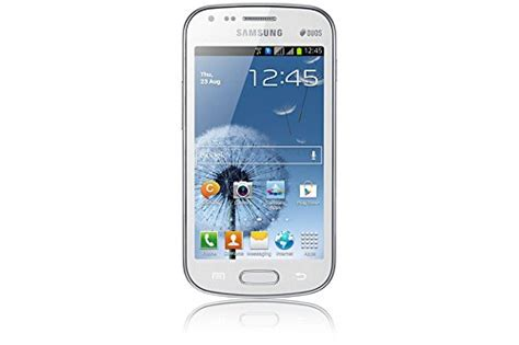 Hp Samsung Galaxy Kamera 5mp samsung galaxy s duos gt s7562 gsm unlocked touchscreen