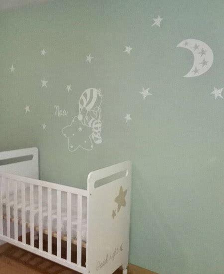 decoracion de habitacion de bebe en color verde colores para pintar las habitaciones beb 233 blog de vinilvip