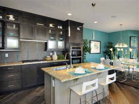 kitchen wall colors with cabinets blue kitchen countertops blue kitchen walls with