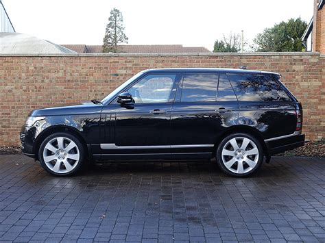 range rover autobiography engine used 2016 land rover range rover v8 autobiography for sale