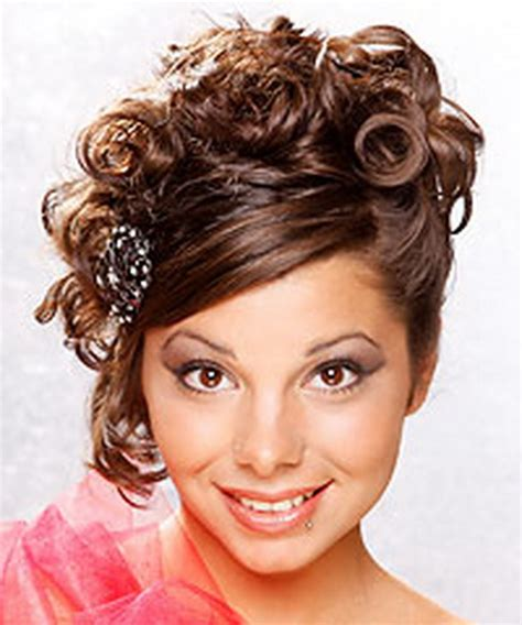 evening hairstyles for medium curly hair prom hairstyles for medium hair updos