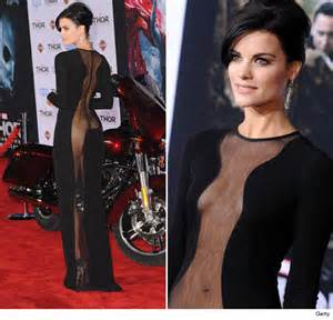 Jaimie Wardrobe by Jaimie Goes Commando To Quot Thor Quot Premiere See