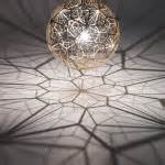 Forms In Nature Chandelier Forms In Nature Chandelier Creates Tree Shaped Shadows Interiorholic