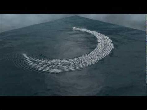 boat wake houdini blender boat wake foam youtube