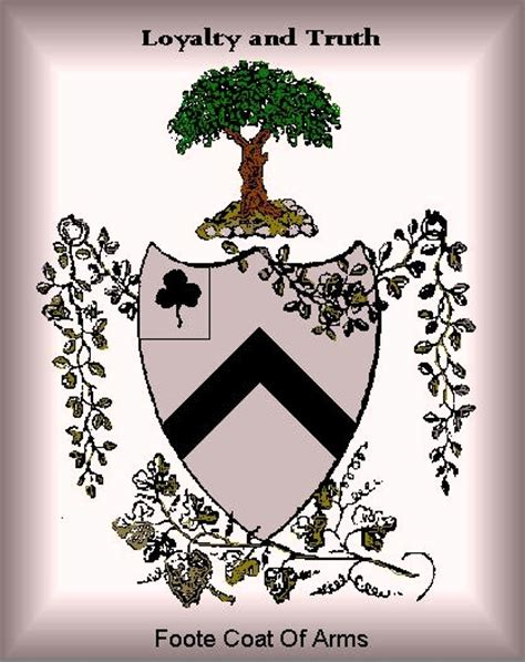 foote family comprising the genealogy and history of nathaniel foote of wethersfield conn and his descendants vol 1 also a partial record of county va and foote of new yo books the story of our coat of arms and how it was obtained and