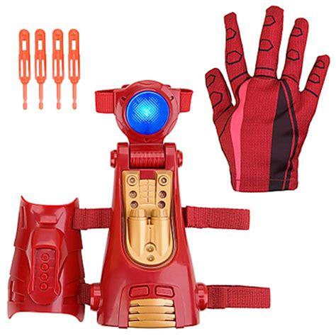 iron man repulsor blaster glove toy buzz