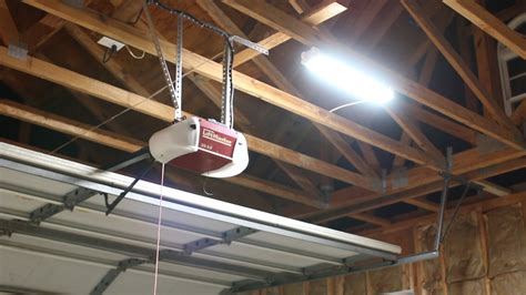 10 indispensable options of garage led ceiling lights