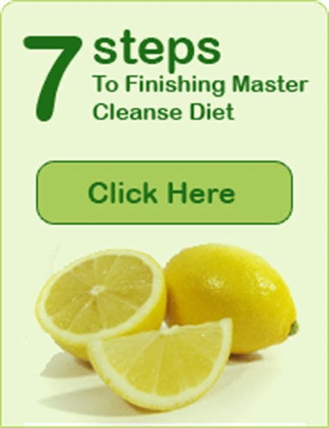 How To Start After Finishing A Detox Diet by Why Bother With The Master Cleanse
