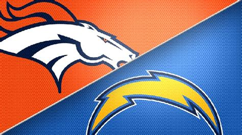 cbs chargers how the broncos chargers stack up 171 cbs denver