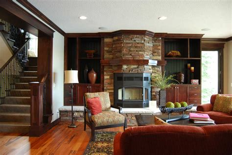 Living & Dining Room Cabinets   Custom Cabinet Builders MN