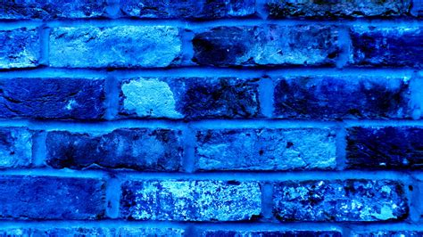 old blue old blue brick wall free stock photo public domain pictures