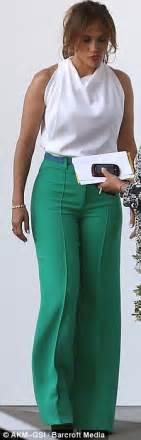 Green Kulot in green