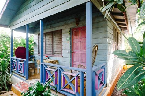 Banna Cottages by From A Treehouse In The Bahamas To A Cottage In Negril