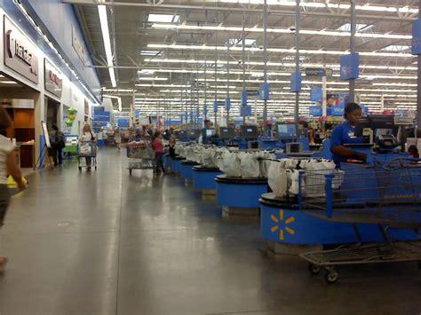 Garden City Walmart Heaps Of Checkout Lanes Yelp