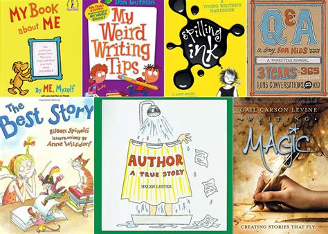 writing childrens books for 1118356462 the write stuff 7 books to get kids writing brightly