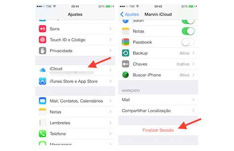 Como Mudar Layout Do Iphone | como mudar a conta do icloud no iphone dicas e