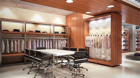 fashion showroom zero inch interior s ltd