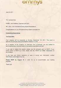 Nomination Letter Template Nomination Letter Template Images