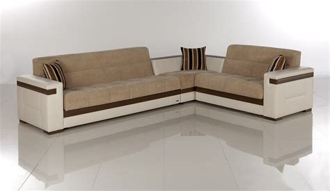 contemporary sleeper sectional moon sectional sofa sleeper