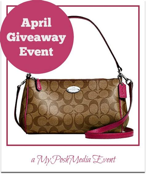 Giveaway Event - coach giveaway event blogger sign up seeing it their way