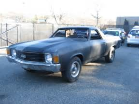 1972 el camino for sale 1972 ss 396 el camino for sale html autos post