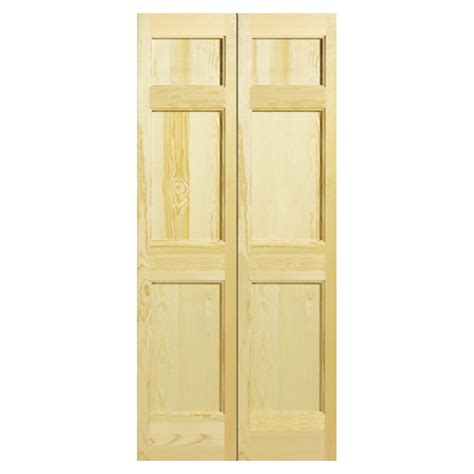 Wooden Bifold Closet Doors Bifold Door Solid Wood Bifold Closet Doors