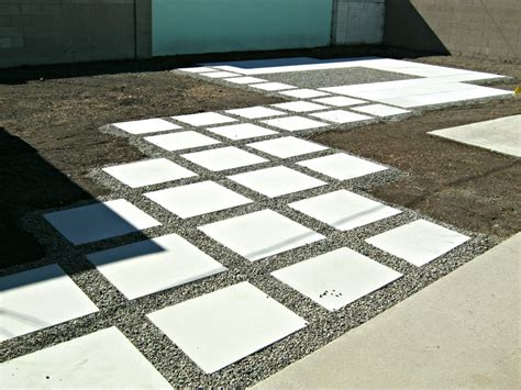 patio stones pavers how to install 24 quot concrete pavers lynda makara
