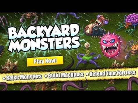 backyard monsters not loading backyard monsters juego de facebook youtube