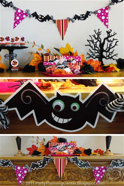 printable halloween birthday banner party planning center free printable cute halloween banners