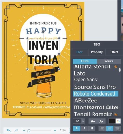 membuat design flyer membuat design menarik dengan mudah up bisnis