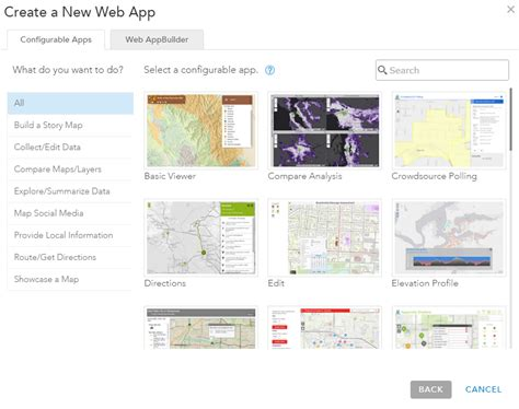 arcgis custom layout what s new in configurable apps november 2015 arcgis blog