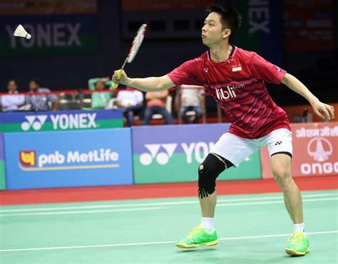 Sepatu Badminton Yonex Kevin Sanjaya kevin sanjaya sukamuljo profile