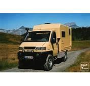 Camping Car 4X4