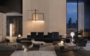 Grey Sofa Living Room Design 10 Picks From The Minotti 2016 Indoor Collection