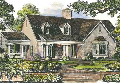 southern cottage house plans peachtree cottage john tee architect southern living