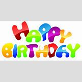 Happy Birthday Png | 1000 x 480 png 494kB